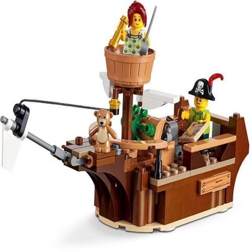 Image of Lego Creator 31078 Træhus Skat