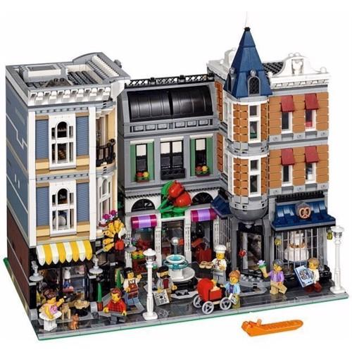 Image of Lego Creator 10255 Butiksgade