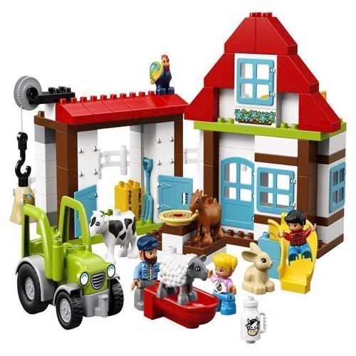 Image of   Lego Duplo 10869 eventyr på bondegården