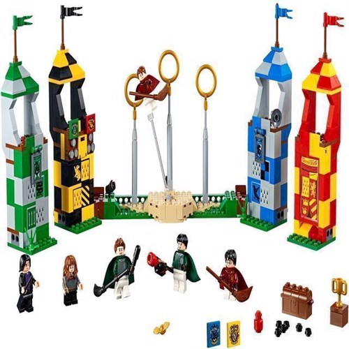 Image of LEGO Harry Potter 75965, Quidditc kamp (5702016160277)
