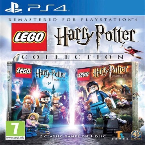 Image of Lego Harry Potter Collection - Ps4 (5051895406915)