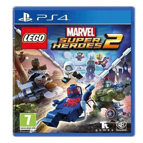 Image of Lego Marvel Super Heroes 2 - Ps4 (5051895410547)