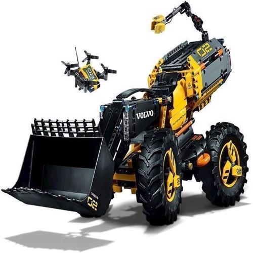 Image of Lego Technic 42081 Volvo konceptkøretøj - Gummiged ZEUX (5702016116953)