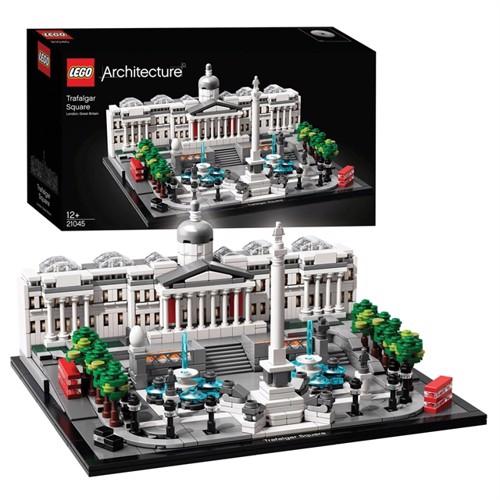 Image of Lego Architecture 21045 Trafalgar Square (5702016368321)
