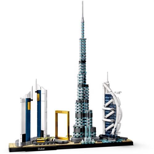 Image of Lego Architecture 21052 Dubai (5702016617344)