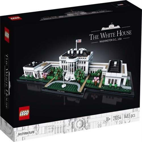 Image of LEGO Architecture 21054 det hvide hus (5702016617368)