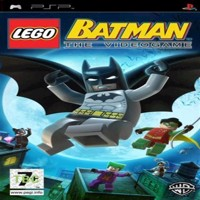 LEGO Batman The Videogame - PS Portable