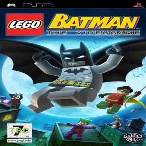 Image of Lego Batman The Videogame - Ps Portable