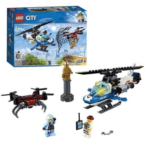 Image of LEGO City 60207 Luftpolitiets drone
