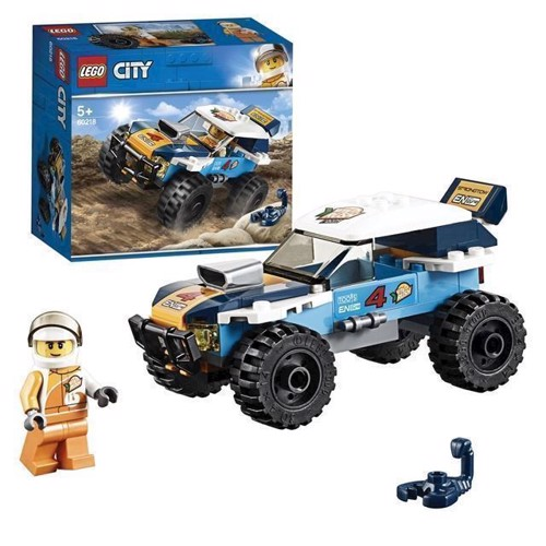 Image of LEGO City 60218 ørken Rally bil