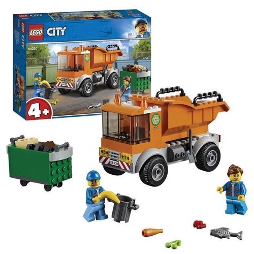 Image of LEGO City 60220 skraldebil