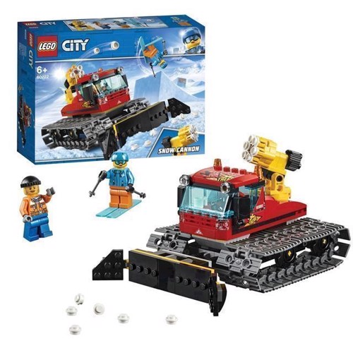 Image of LEGO City 60222 sne plov