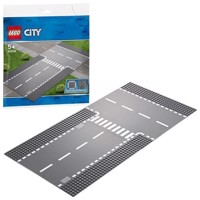 LEGO City 60236 Straight and Tjunction