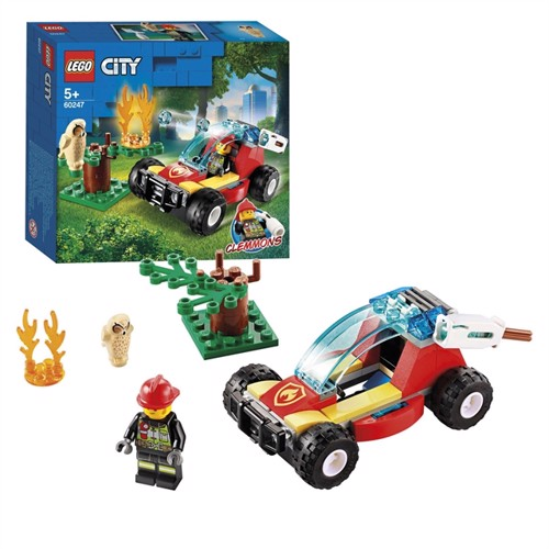 Image of Lego city 60247 skovbrand