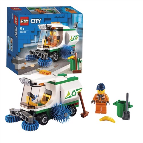 Image of Lego city 60249, streets weeper