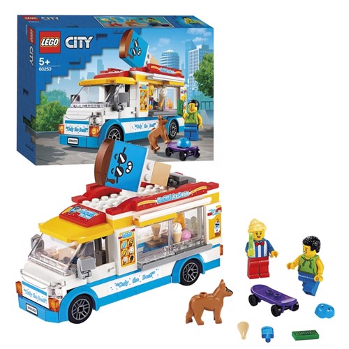 Image of Lego city 20253, icecream truck