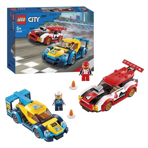 Image of Lego city 60256, racing cars