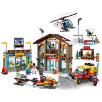 Lego 60203 City Skisports Resort