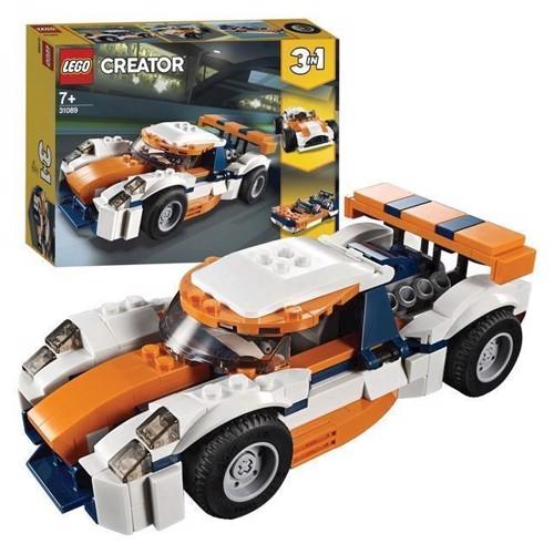 Image of LEGO Creator 31089 Solnedgang Spor Racer
