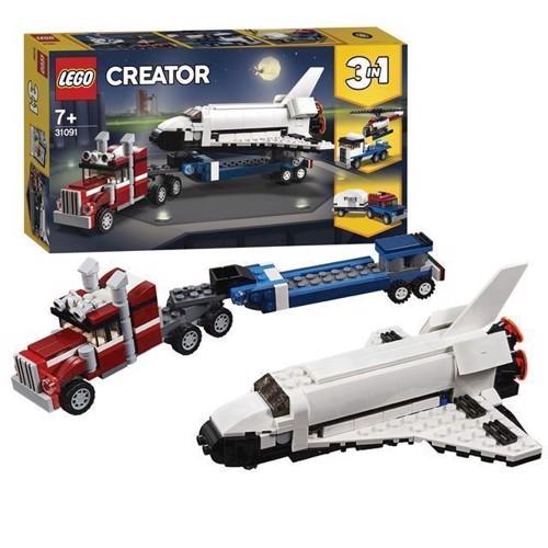 Image of LEGO Creator 31091 Rumfærgetransporter