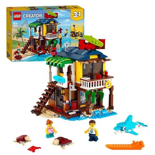 Image of LEGO Creator 31118 Surfer Strandhus (5702016889390)