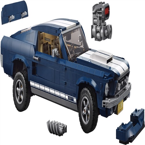 Image of Lego Creator 10265 Ford Mustang