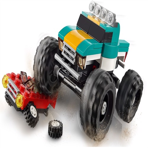 Image of Lego Creator 31101 monstertruck