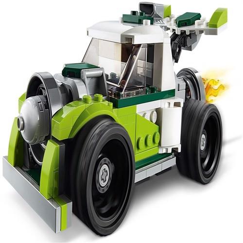 Billede af Lego Creator 31103 raket lastbil