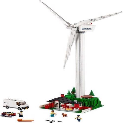 Billede af Lego Creator - Vestas-Vindmølle (10268)