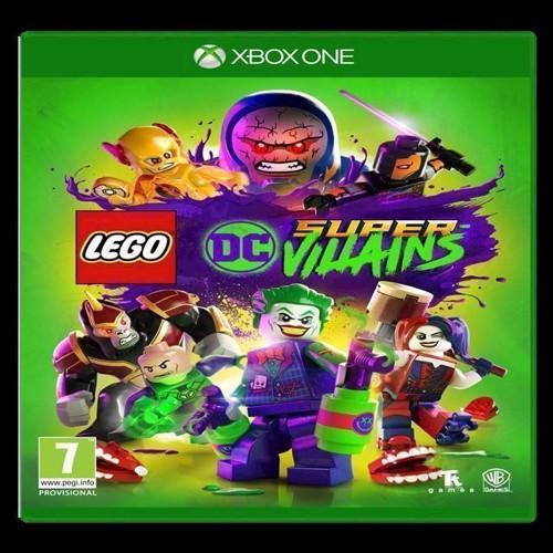 Image of Lego Dc Super Villains (5051895411230)