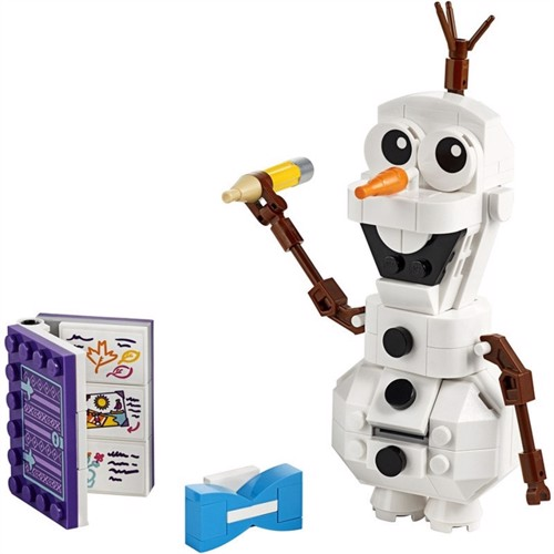 Image of Lego 41169 disney frozen olaf
