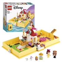 Lego Disney princess 43177 Belles historiebogs eventyr