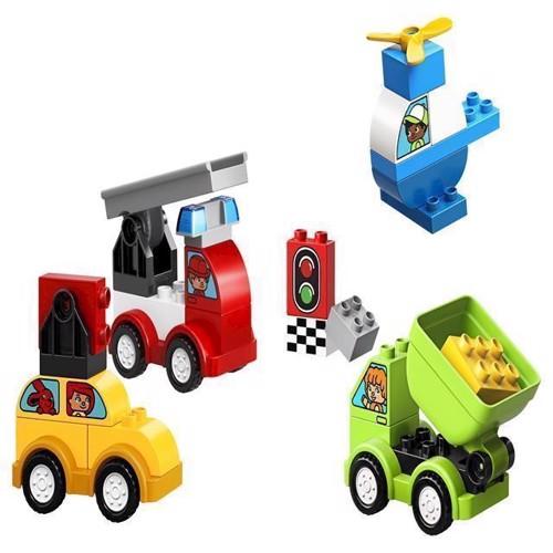 Lego Duplo - Mine Første Bilmodeller