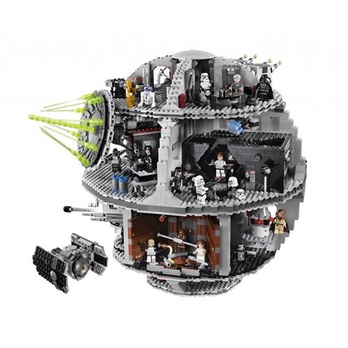 Image of LEGO Star Wars 75159, Dødstjernen, lego exclusive