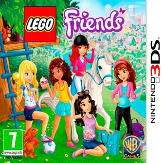 Image of Lego Friends - Nintendo 3Ds