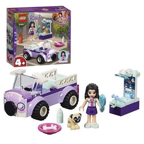 Image of LEGO Friends 41360 Emmas mobile dyre klinik