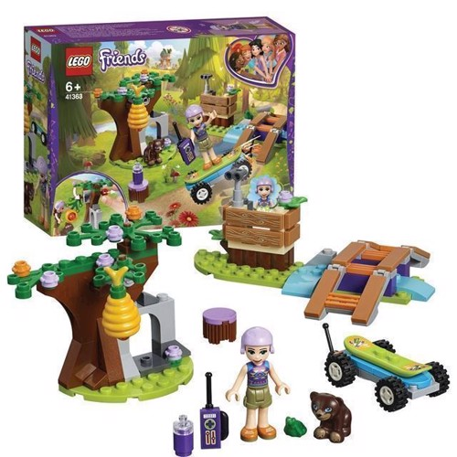 Image of LEGO Friends 41363 Mias eventur i skoven