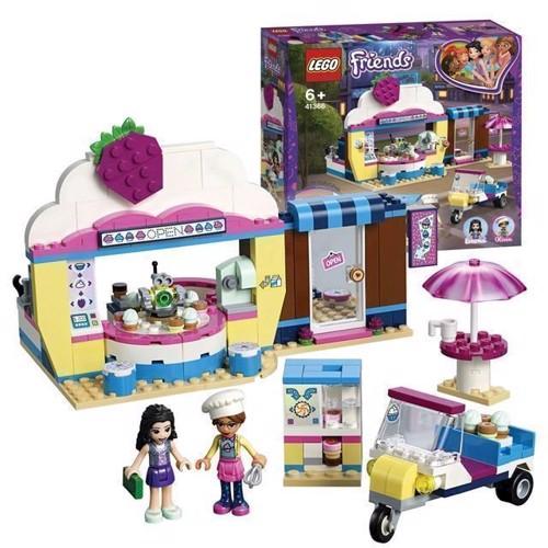 Image of LEGO Friends 41366 Olivias Cupcake Cafe