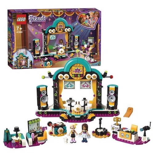 Image of Lego Friends 41368 Andreas Talent Show