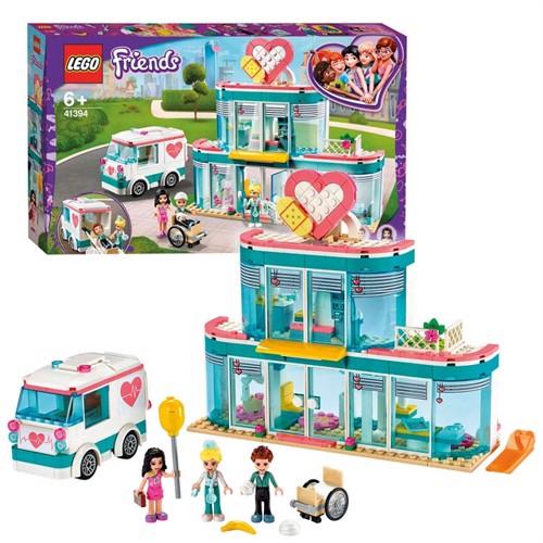 Image of Lego friends 41394 heartlake city hospital