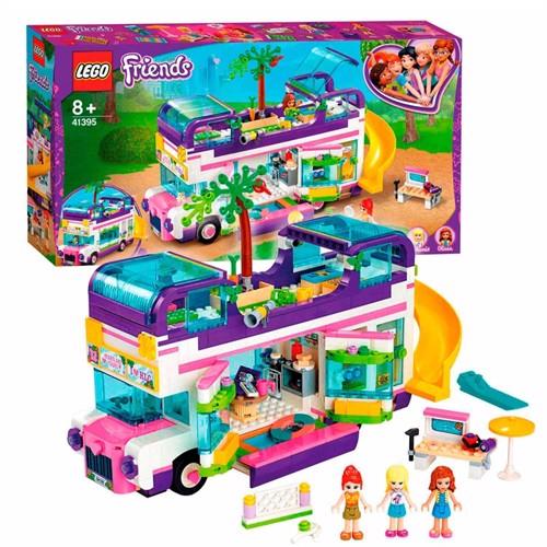 Image of Lego friends 41395 venskabsbus