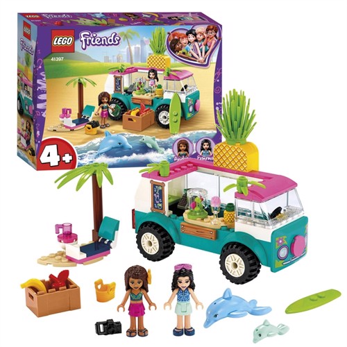 Image of Lego friends 41397 juicevogn