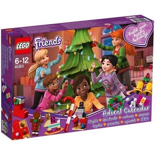 Image of   Lego Friends 41353 julekalender 2018