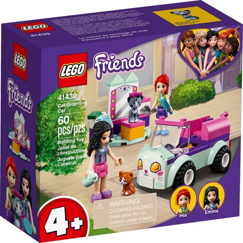 Image of LEGO Friends 41439 Cat Care Trolley (5702016911503)