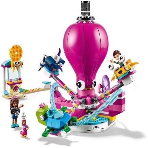Image of Lego Friends 41373 blæksprutte tur