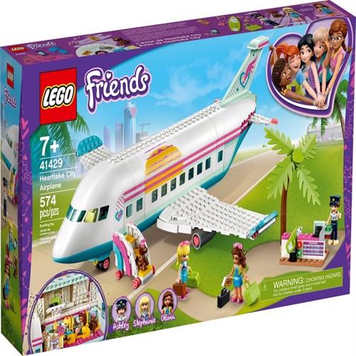 Image of LEGO Friends - Heartlake City Airplane (41429) (5702016619140)
