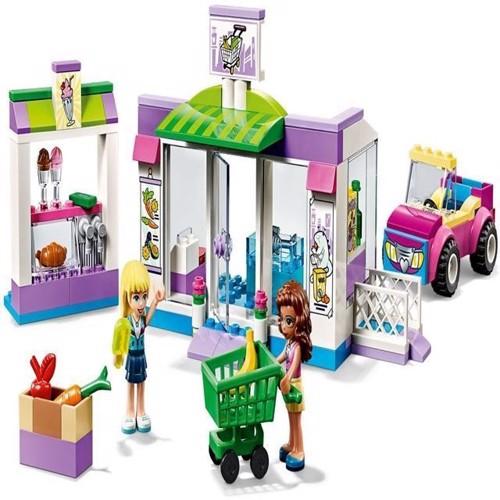 Image of Lego Friends 41362 Heartlake supermarked