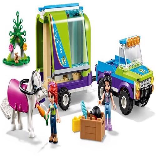 Image of Lego Friends 41371 Mias hestetrailer