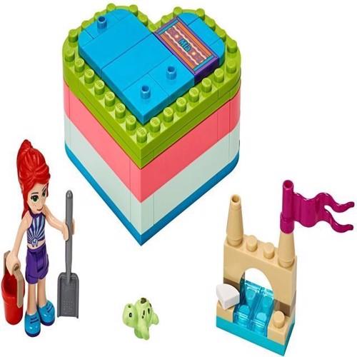 Image of Lego Friends 41388 Mias sommer hjerte boks