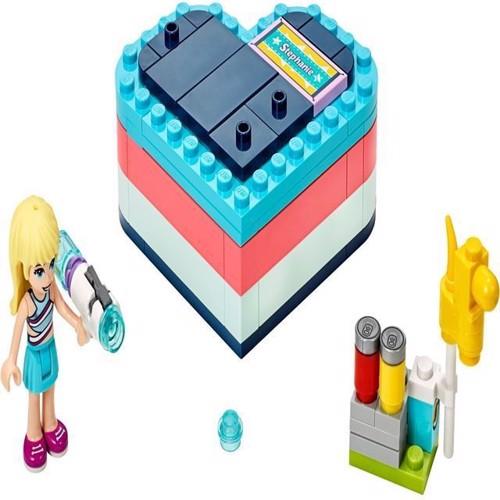 Image of Lego Friends 41386 Stephanies sommer hjerte boks